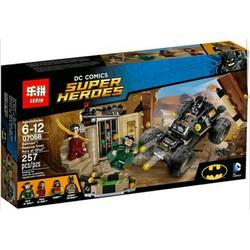 Lego super hero- Người Dơi giải cứu Robin khỏi sào huyệt Ras al Ghul