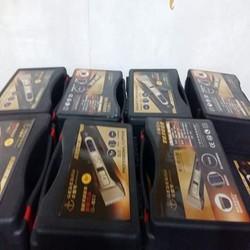 Tông đơ cắt tóc GeDeBao G922 Tặng kèm lược cắt và giá đỡ ĐT Heo Xinh