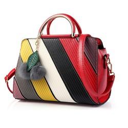 Túi đeo chéo nữ sắc màu - TX035