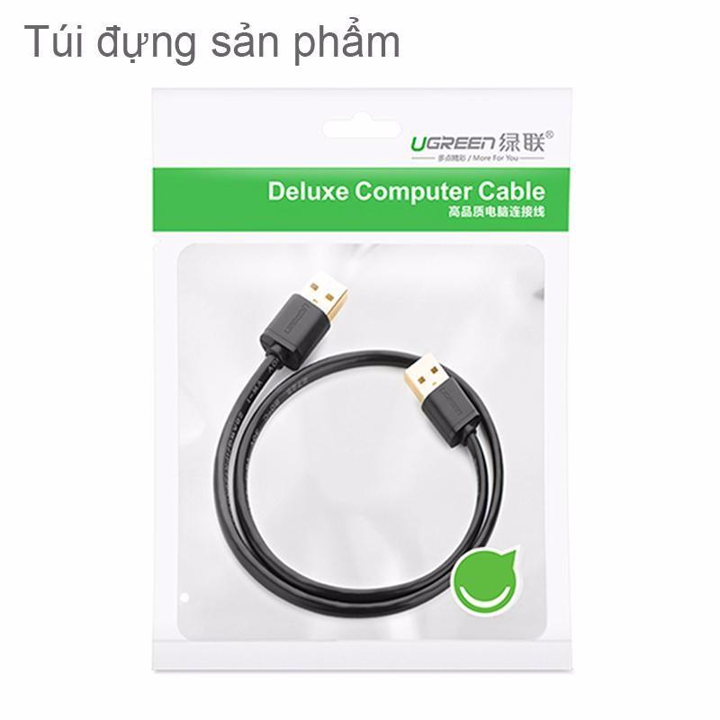 Cáp USB 2 đầu dương  25cm UGREEN 10307 5