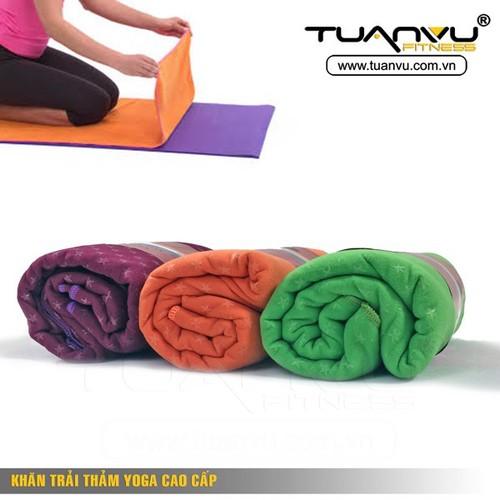 Khăn trải thảm yoga cao cấp - 5203612 , 8582188 , 15_8582188 , 205000 , Khan-trai-tham-yoga-cao-cap-15_8582188 , sendo.vn , Khăn trải thảm yoga cao cấp