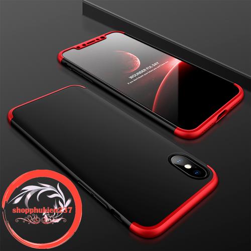 Ốp lưng iphone x ốp bảo vệ 360 độ ggk cao cấp