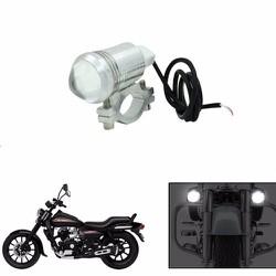 Đèn trợ sáng U1 gương cầu gắn xe máy