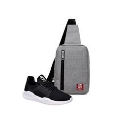 COMBO Giày thương hiệu Sacas + túi đeo chéo