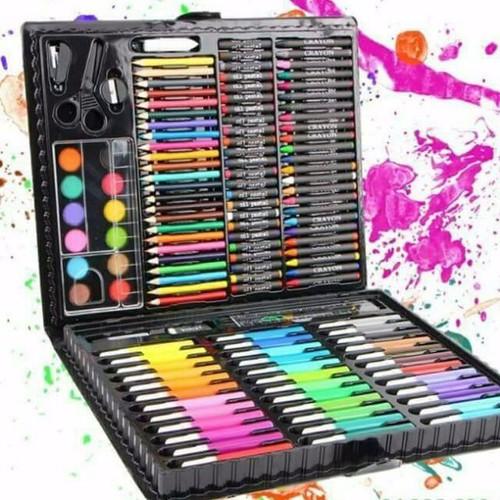 Hộp màu 150 chi tiết cho bé thỏa sức sáng tạo