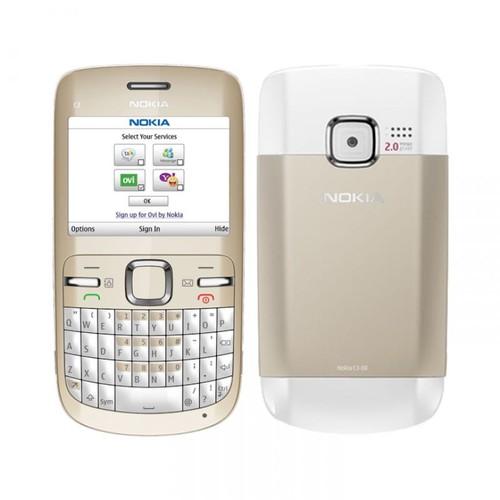 Điện Thoại Nokia C3 00 Vàng Gold Bàn Phím QWERTY - 5203212 , 8581056 , 15_8581056 , 449000 , Dien-Thoai-Nokia-C3-00-Vang-Gold-Ban-Phim-QWERTY-15_8581056 , sendo.vn , Điện Thoại Nokia C3 00 Vàng Gold Bàn Phím QWERTY