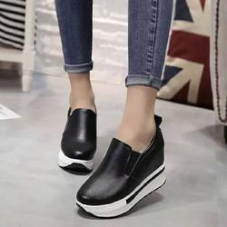 Giày bánh mì nữ độn đế- TTBM15