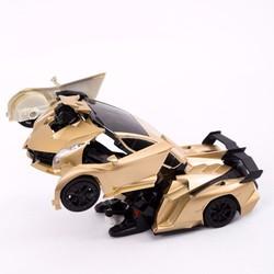 ôtô biến hình robot