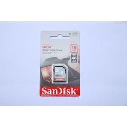 thẻ nhớ SD 16gb Sandisk 48mb s