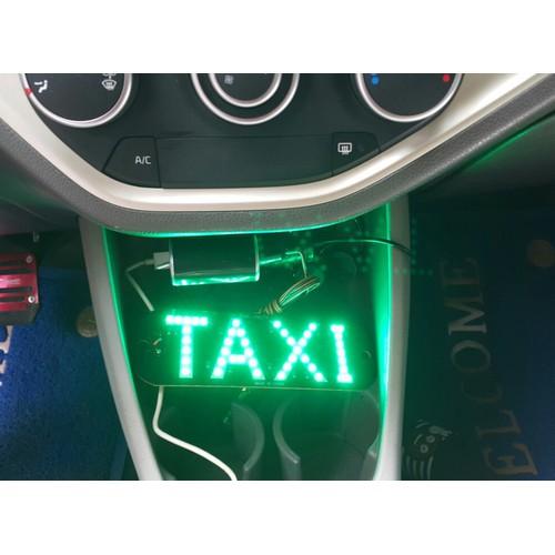 Bảng led điện tử Taxi