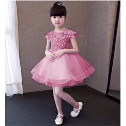 Đầm dự tiệc cao cấp xinh xắn cho bé gái