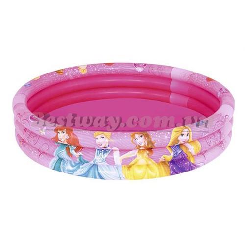 Bể phao 3 vòng Princess 1.22m x H25cm