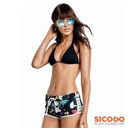 Áo tắm bikini 2 mảnh short Sicogo