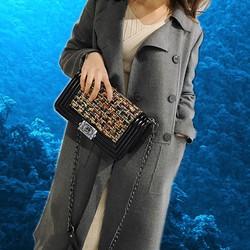Túi xách thời trang phối màu độc đáo, sang trọng quý phái 111