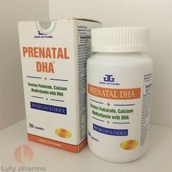 Prenatal DHA - Viên bổ sung dinh dưỡng cho bà bầu và thai nhi