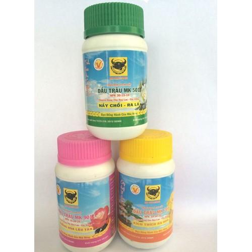 Bộ 3 hũ phân bón Đầu Trâu chuyên dùng cho hoa cây cảnh - 5210382 , 8596122 , 15_8596122 , 60000 , Bo-3-hu-phan-bon-Dau-Trau-chuyen-dung-cho-hoa-cay-canh-15_8596122 , sendo.vn , Bộ 3 hũ phân bón Đầu Trâu chuyên dùng cho hoa cây cảnh
