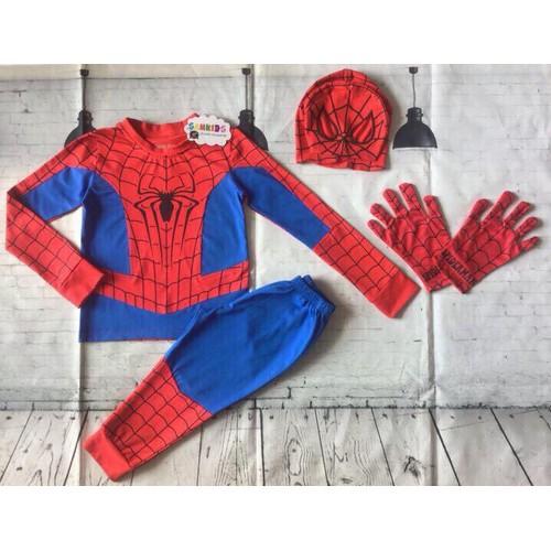 quần áo siêu nhân nhện có găng tay và mũ - 5207683 , 8592001 , 15_8592001 , 170000 , quan-ao-sieu-nhan-nhen-co-gang-tay-va-mu-15_8592001 , sendo.vn , quần áo siêu nhân nhện có găng tay và mũ