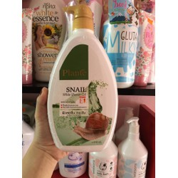 Sữa tắm BioWoman Plante Plante Snail White Shower Gel 850ml