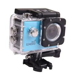 SJCAM SJ4000 Wifi 2.0 Action Camera Xanh