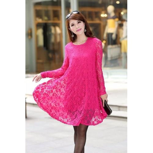 Váy đầm trẻ trung giấu bụng_tb 430.2