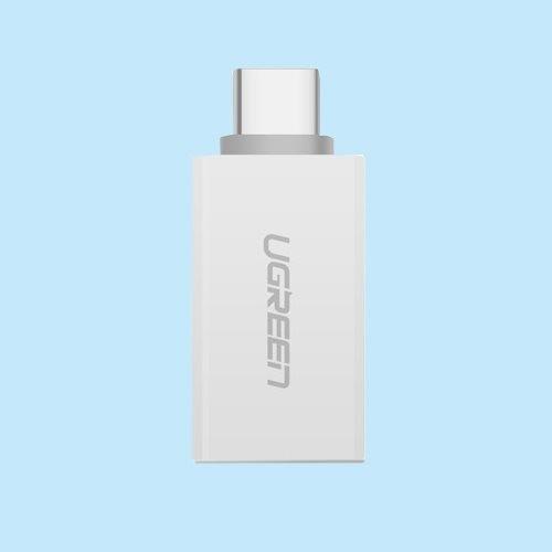 Đầu chuyển Type-C to USB 3.0 - Ugreen 30155 - 5557440 , 11969309 , 15_11969309 , 110000 , Dau-chuyen-Type-C-to-USB-3.0-Ugreen-30155-15_11969309 , sendo.vn , Đầu chuyển Type-C to USB 3.0 - Ugreen 30155