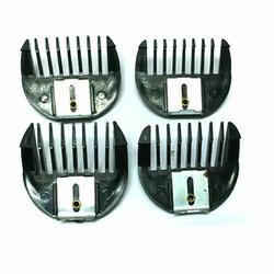 bộ cữ thép tông đơ 1-5 3-0 4-5 6-0mm