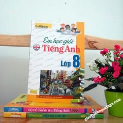 Sách Em học giỏi tiếng Anh lớp 8