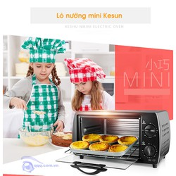 Lò nướng mini kensu 9L
