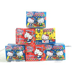 Gia vị rắc cơm Hello Kitty thay đổi vị cho bé mẫu mới 20 gói nhỏ