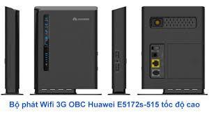 BỘ PHÁT WIFI TỪ SIM 3G 4G LTE HUAWEI E5172S-515 1