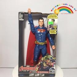 Mô hình SuperMan - Titan Hero Tech KT1023