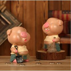 Bộ đôi quà cưới heo Piggy Pig quà tặng ý nghĩa cho ngành trọng đại