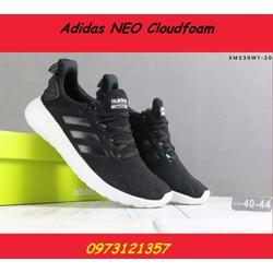 Giày thể thao nam Adidas Neo Cloudfoam. Mã số SN1505