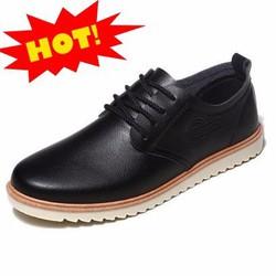 Hàng nhập cao cấp giày da nam công sở  GLK009