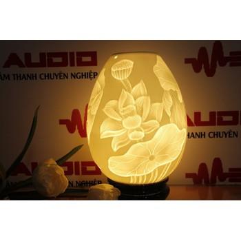 Đèn tinh dầu Trứng khắc - BQ - 0118261