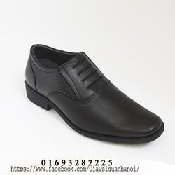 giày nam da cừu - SHOES FOR MEN ASECO 32FFM 729