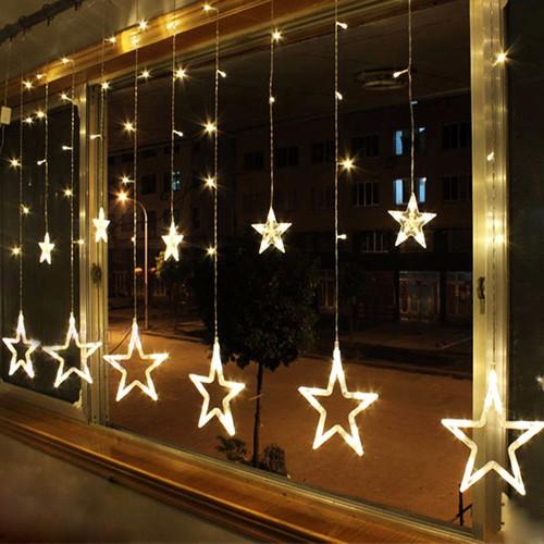 Đèn rèm ngôi sao