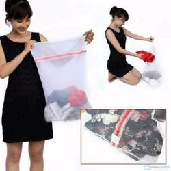 Combo 2 túi lưới giặt quần áo dày dặn - hàng loại 1