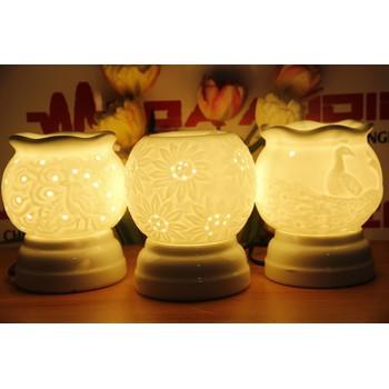 Đèn tinh dầu Bóng trắng - BQ - 0118263