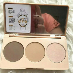 Tạo Khối Face Designing Contouring Etude House - 01 GOLD BROWN - 8806199460371