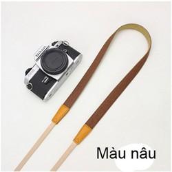 Dây đeo máy ảnh Cao cấp Photogear loại bản nhỏ 2cm