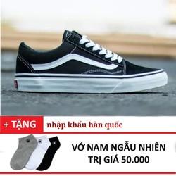 Giày VANS hàng nhập hàn quốc mã VAN13