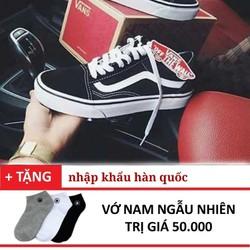 Giày VANS hàng nhập hàn quốc mã VAN14