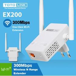 Kích sóng wifi Totolink Ex200 cực mạnh giá rẻ