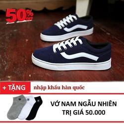 Giày VANS hàng nhập hàn quốc mã VAN12