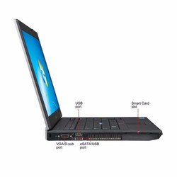 Dell Latitude E6410 i5 4G 250 Vga Nvidia quadpro 3100M GAME 3D LOL