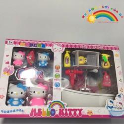 Bồn tắm Hello Kitty KTC975