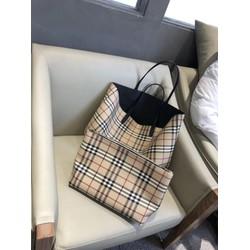 Túi xách sọc caro