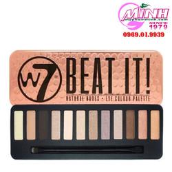 Bảng Phấn Mắt 12 Màu W7 Beat It