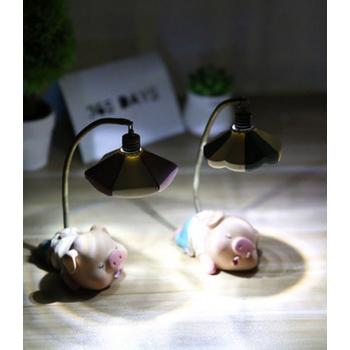 Đèn trang trí hình con heo dễ thương - TT-06